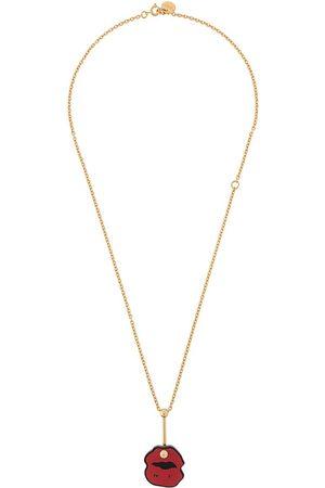 Marni Lips pendant necklace
