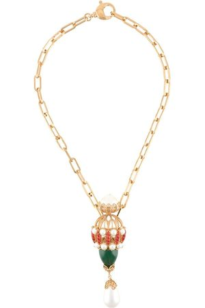 La DoubleJ Medici pendant necklace
