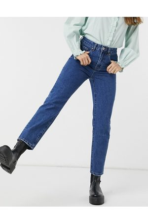 Cotton On Mom jeans in mid wash