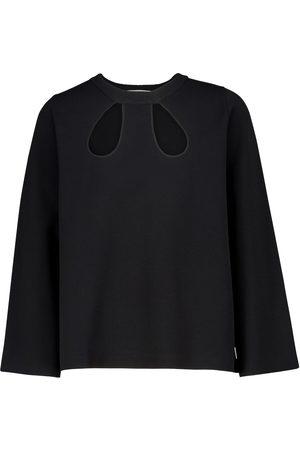 Stella McCartney Keyhole sweater