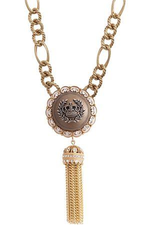 Dolce & Gabbana Drop chain-link necklace