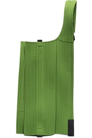 HOMME PLISSÉ ISSEY MIYAKE Pleated belt bag