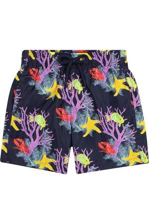 Vilebrequin Jihin printed swim trunks