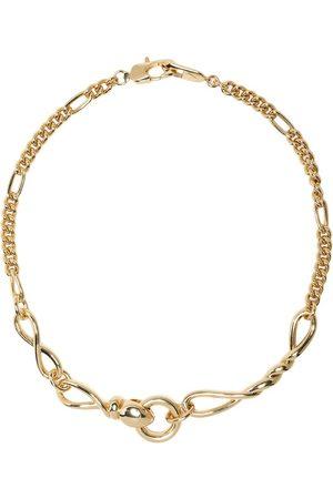 CAPSULE ELEVEN Serpent pendant necklace