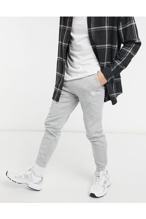 SikSilk Mix and match muscle fit joggers in
