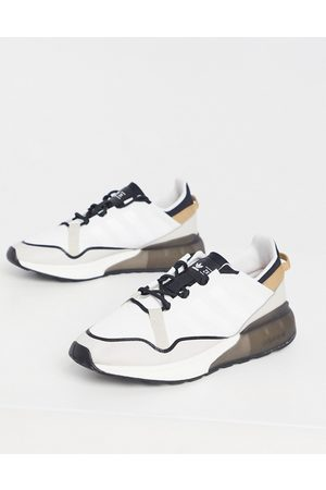 adidas ZX 2K Boost Pure trainers in