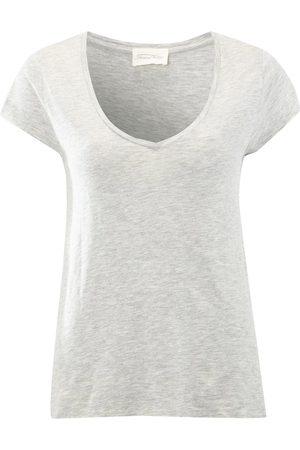 American Vintage Women Short Sleeve - Jacksonville Short Sleeve T-shirt - Polar Melange