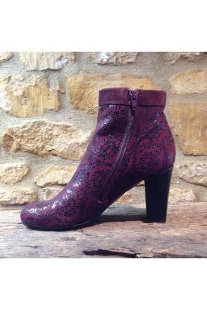 Chie Mihara Abby Snow Grape Boot
