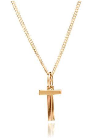 Rachel Jackson This Is Me T Alphabet Necklace