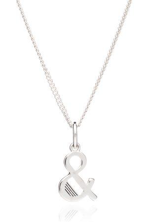 Rachel Jackson & Alphabet Necklace
