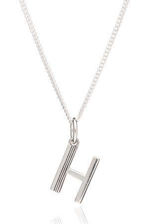 Rachel Jackson H Alphabet Necklace