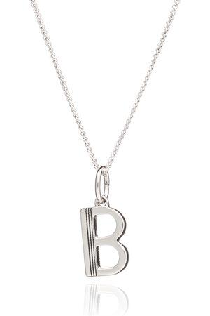 Rachel Jackson B Alphabet Necklace
