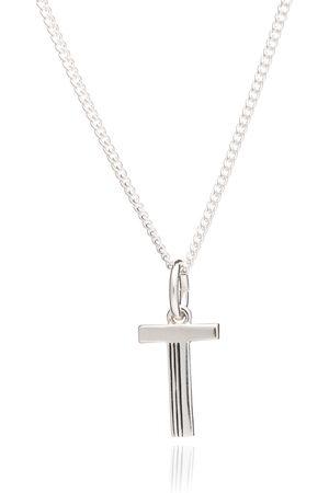 Rachel Jackson Women Necklaces - T Alphabet Necklace