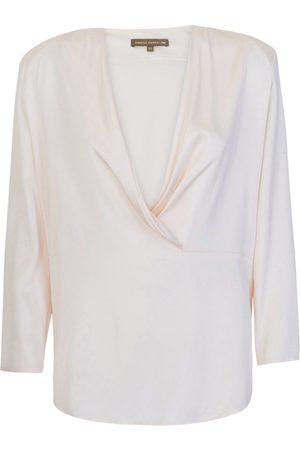 SIMONA CORSELLINI P19CMBL010 Blouse in Cream