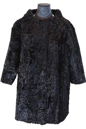 Frame Women Coats - FRAME ASTRAKHAN COAT M