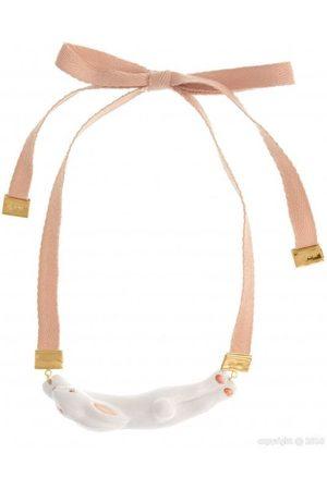NACH Women Necklaces - Lying Rabbit Necklace