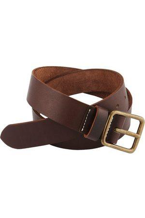 Red Wing Men Belts - Pioneer Leather Belt - Amber