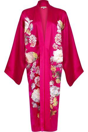 Alice Archer Women Kimonos - Fiona Long Kimono