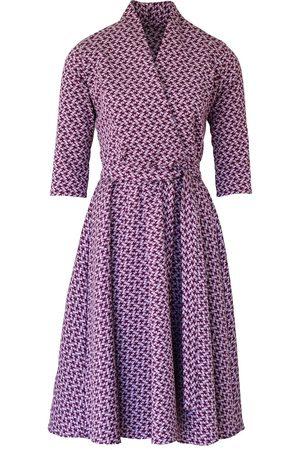 Anna Etter Midi Doreen Dress