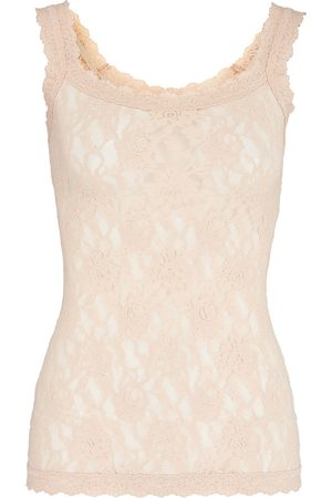 Hanky Panky Unlined Lace Cami - Chai