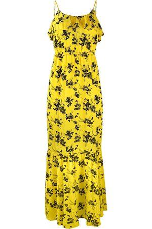 Michael Kors Botanical Maxi Dress