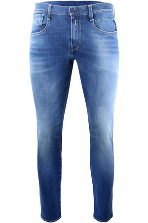 Replay Anbass Hyperflex+ Bi-Stretch Denim