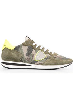 Philippe model Men Sneakers - Trpx Camouflage Neon low-top sneakers