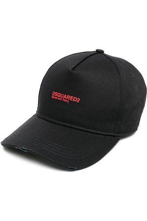 Dsquared2 Men Hats - Embroidered-logo baseball cap
