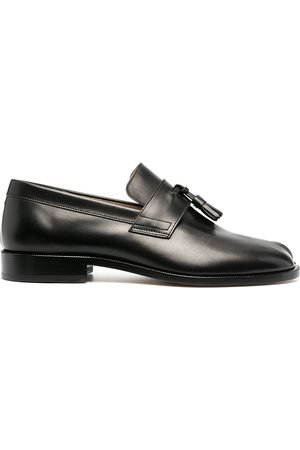 Maison Margiela Men Loafers - Tabi leather loafers