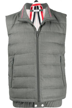 Thom Browne Down-filled twill ski vest