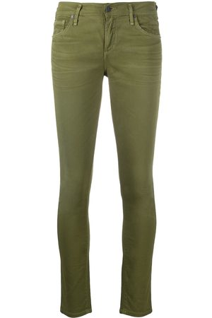 Citizens of Humanity High rise skinny-cut trousers