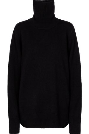 The Row Stepny wool and cashmere turtleneck sweater