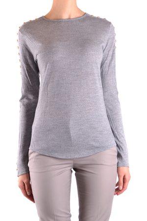 Balmain Women Long Sleeve - Tshirt Long sleeves