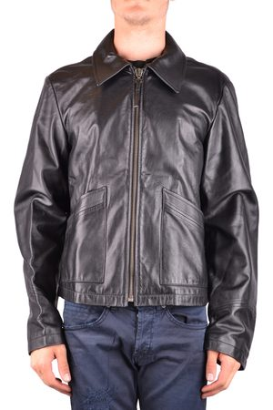 Armani Leather Jacket in