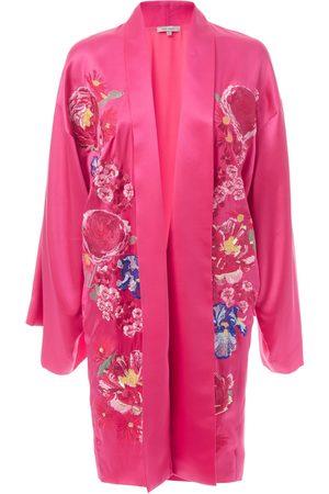 Alice Archer Women Kimonos - Frances Short Kimono