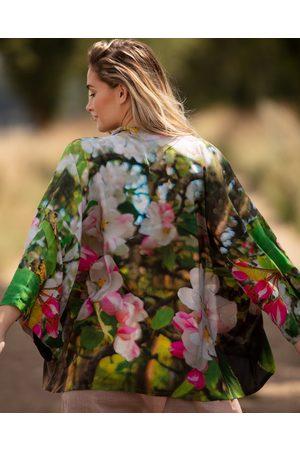 From My Mother's Garden Women Kimonos - BLOSSOMING KIMONO