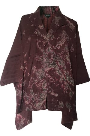 Collard Manson Yavi Raga Frani Kimono Red