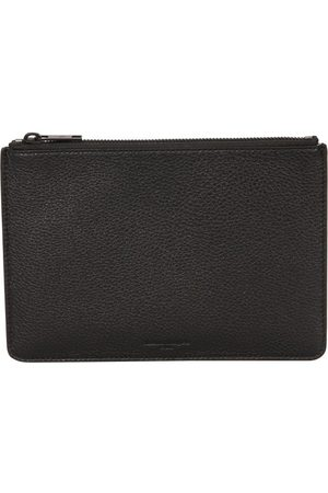 Maison Margiela MEN'S S55UI0193P2686H1669 LEATHER POUCH