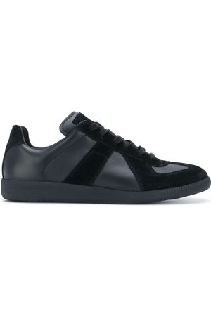 Maison Margiela MEN'S S57WS0236P1897900 LEATHER SNEAKERS