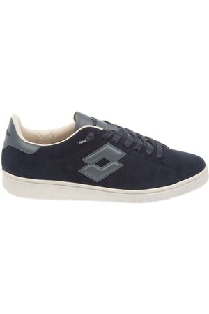 Lotto MEN'S T0821ASPHALT COTTON SNEAKERS