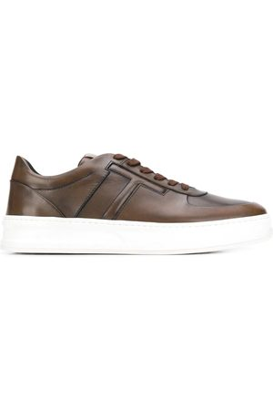 Tod's Men Sneakers - MEN'S XXM79B0BS10D9CS801 LEATHER SNEAKERS