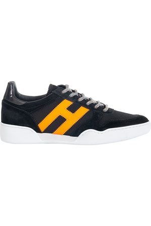 Hogan Men Sneakers - MEN'S HXM3570AC42KF70XP0 SUEDE SNEAKERS