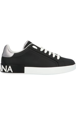 Dolce & Gabbana Men Sneakers - DOLCE E GABBANA MEN'S CS1760AH5278B979 LEATHER SNEAKERS