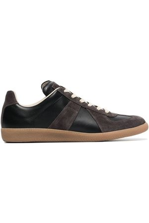 Maison Margiela Men Sneakers - MEN'S S57WS0236P1895900 LEATHER SNEAKERS