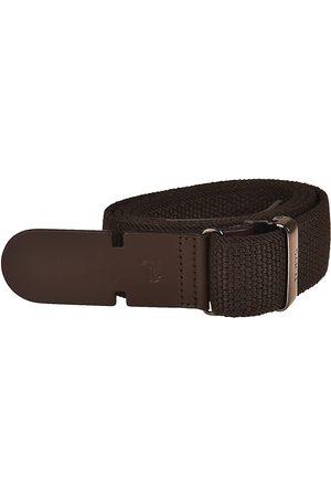 Tod's Men Belts - MEN'S XCMCP770100HGRS800 FABRIC BELT