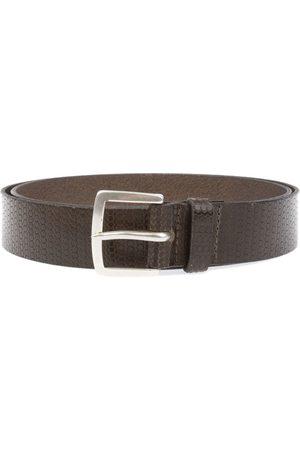 Orciani Men Belts - MEN'S U07579BROWN LEATHER BELT