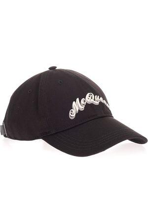 Alexander McQueen MEN'S 6013604105Q1078 COTTON HAT