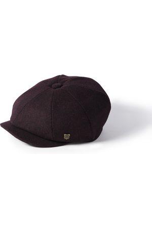 Fails Worth Men Hats - Alfie Melton Burgundy 8 Piece Cap