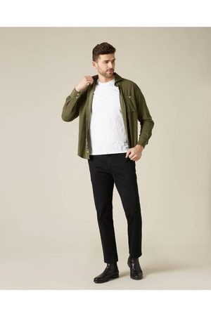 7 for all Mankind Men Chinos - Slimmy Chino Luxe Performance Sateen