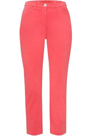 OUTLET Riani Stretch Slim Chino Colour: Coral